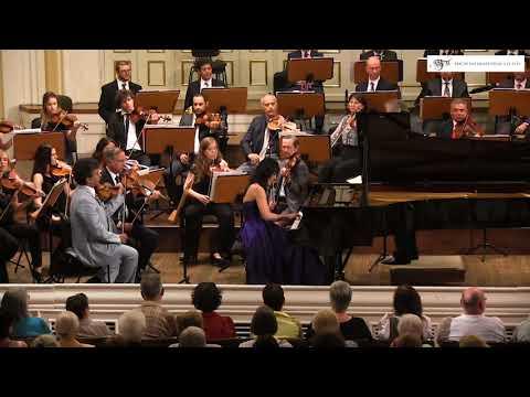 Cairo Symphony Orchestra & Shiran Wang in Salzburg
