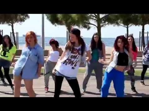 Ragga Dancehall Class   Street Dance Studio Thessaloniki