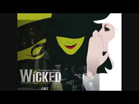 A Sentimental Man - Wicked The Musical