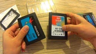⚠️ Обзор и сравнение SSD дисков ADATA и SP ( Silicon Power ) ssd диск для майнинга