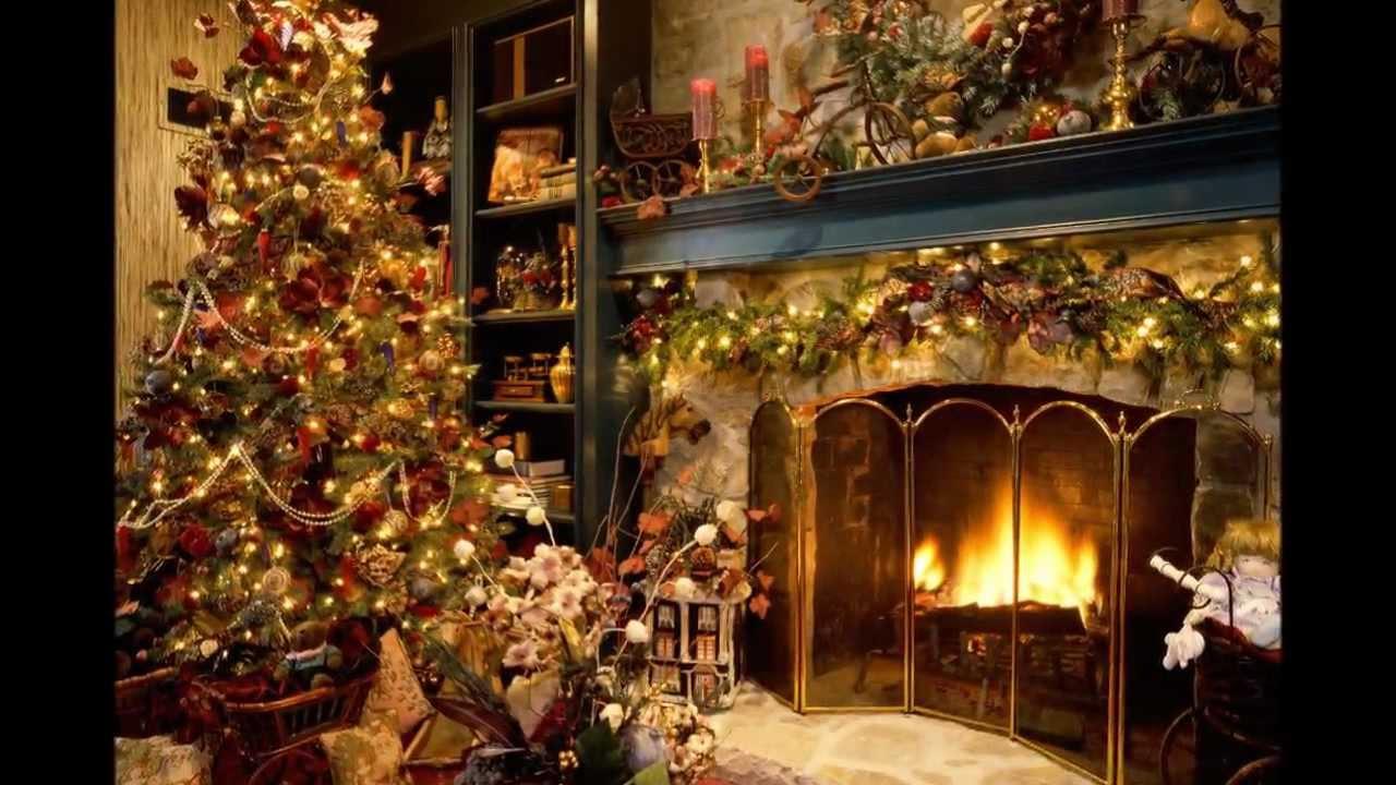 Christmas Fireplace Wallpaper Animated Ni 241 Os Cantores De Huaraz Festival En Navidad Completo