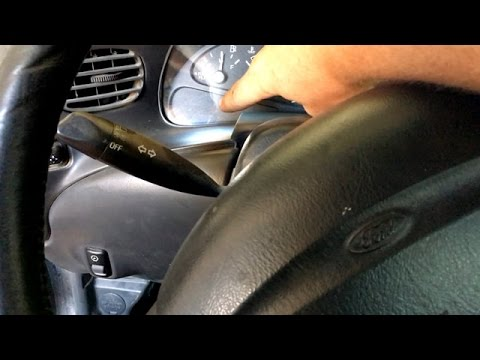 Cruise Control Not Turning On Quick Fix - YouTube