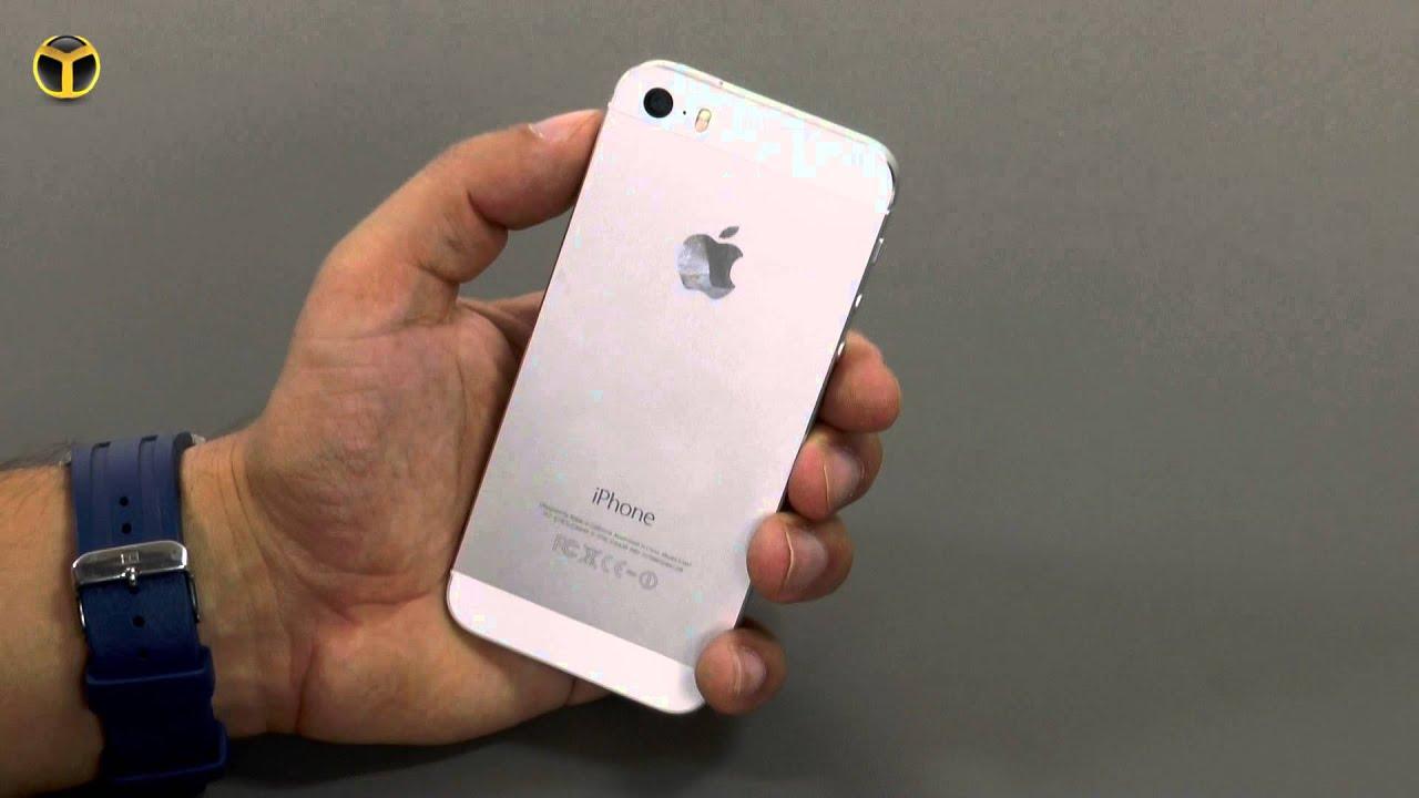 apple 5s złoty