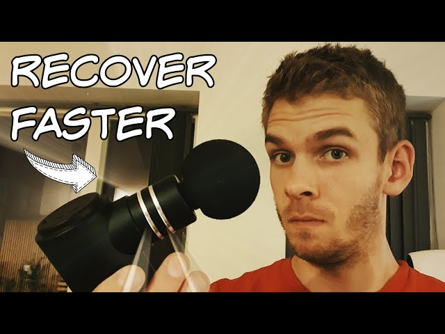 Badminton Recover Tool - Massage Gun (Percussion Therapy)