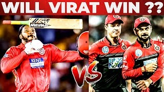 GAYLE?? RCB VS KXIP Pre Match Analysis & DREAM 11 Prediction
