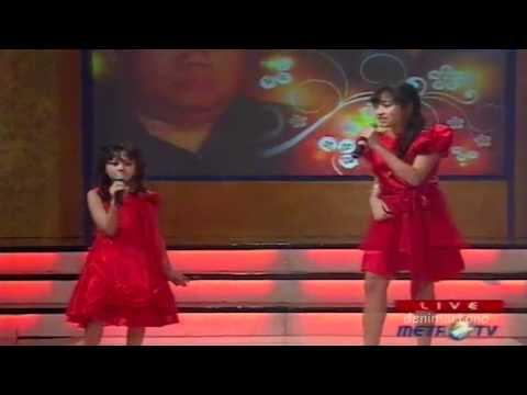 """Cesile & Ceriel """"Andai Aku Besar"""" Tribute To Elfa Secioria 23 Jan 2011 Live @ Metro Tv"""