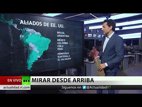 EE.UU. juega la carta rusa y china para presionar a Latinoamérica