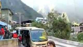 Machu Picchu - Cusco Train, River, Tunnel, Aguas Calientes