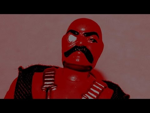 1986 Dr. Mindbender (Cobra Master Of Mind Control) G.I. Joe review
