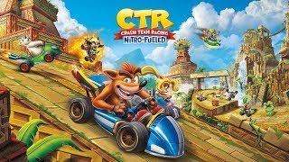 Crash Team Racing Nitro-Fueled   Woah, WOAH!