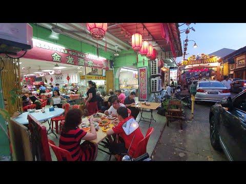 ร้านมังกรทอง golden dragon ร้านอาหารจีนดังที่กัวลาตรังกานู