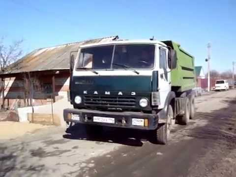 КамАЗ 55111: технические