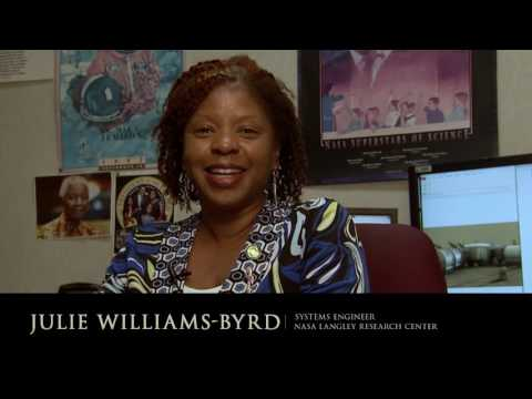 NASA Modern Figure: Julie Williams-Byrd