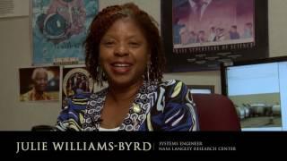 NASA Modern Figure: Julie Williams-Byrd