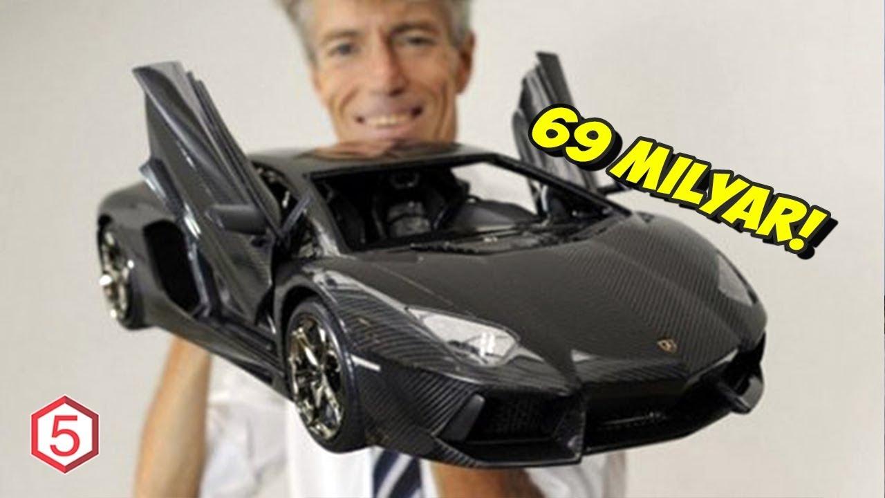 Seharga Rp 69 Milyar Mobil Mainan Ini Lebih Mahal Dari Mobil Aslinya Youtube