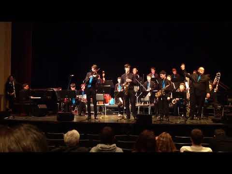 "Agoura High School Jazz A ""Night & Day"" 3/17/18"