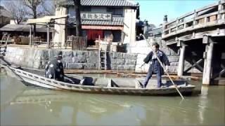 朝ドラ「とと姉ちゃん」で船頭をやっていた 若駒・真木仁と同乗している...