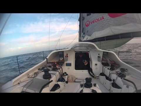 Transat POGO40s3, Guadeloupe Açores