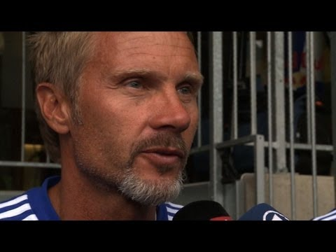 HSV-Coach Fink lobt Neuzugang Zoua und Trainingslager-Abschluss