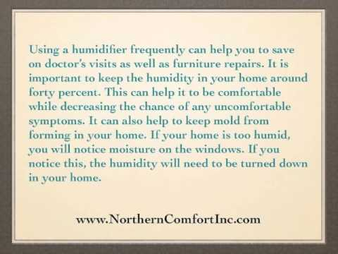Benefits of Having a Humidifier in your Home