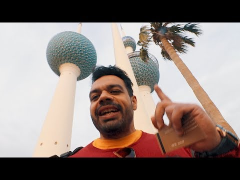 My first time in KUWAIT | Flying beast