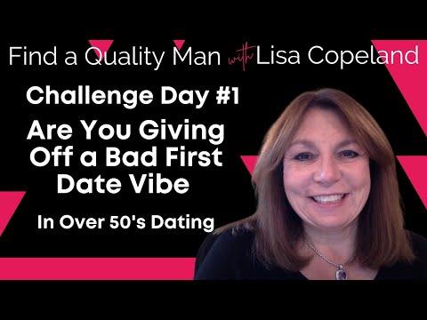 dating challenge man