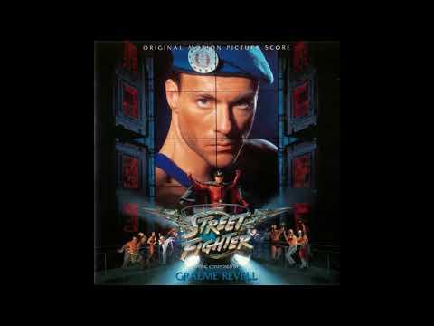 Graeme Revell - Street Fighter  OST (1994)