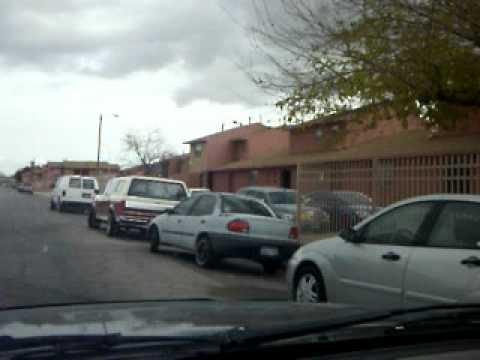 Segundo Barrio El Paso, TX