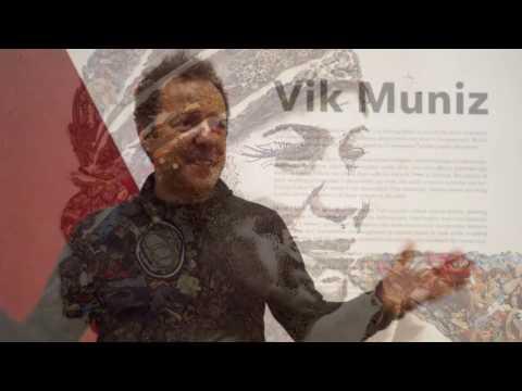 What Inspires Brazilian Artist and Photographer Vik Muniz