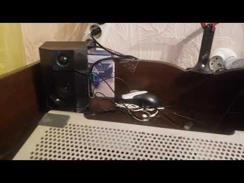 Акустична система Real-El M-350 Black (EL121300006)
