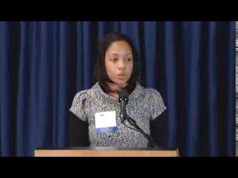 2013 Changemaker Award: Danielle Blair, Brooke Mattapan Charter School