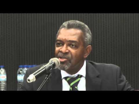 Dr. Luís do Nascimento e Dr. Filomeno Vieira Lopes falam sobre Cabinda