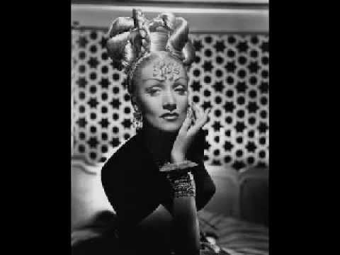 Marlene Dietrich A Foreign Affair / Kismet.