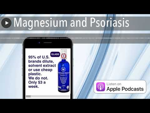 magnesium-and-psoriasis
