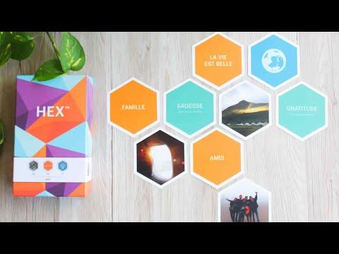 Utilisation de l'outil HEX