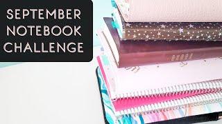 September Notebook Challenge