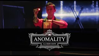 Light Magic | ANOMALITY ILLUSION Show | Астана