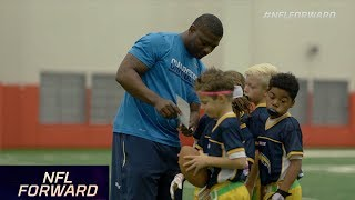 LT  Other NFL Stars Coach Flag  Youth Football