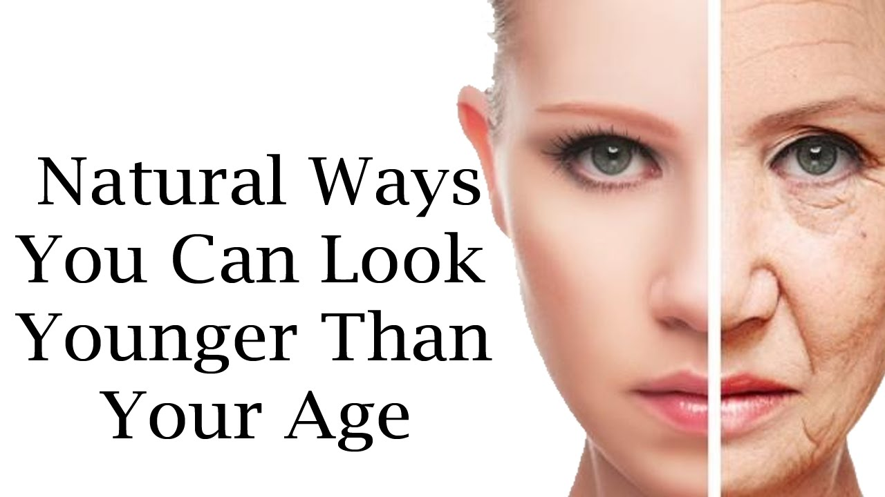7 simple ways you can look younger than your age youtube 7 simple ways you can look younger than your age ccuart Choice Image