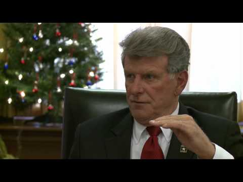 Governor Otter on Fracking