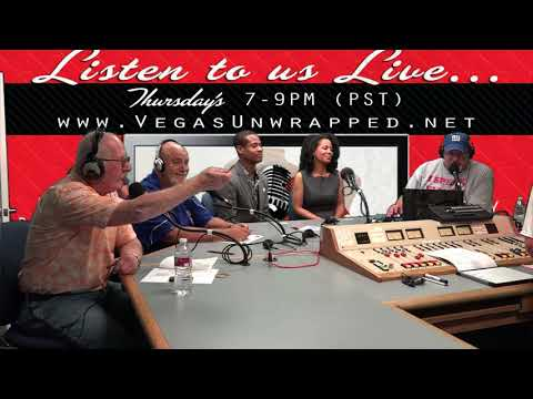 Guest on Vegas Unwrapped with Luminosity Wellness Radio   Episode 16