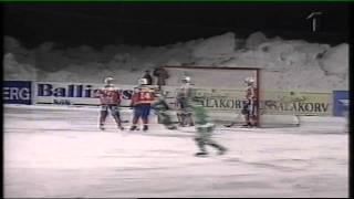 Västanfors IF - Hammarby IF Bandy 4 - 6  1995/96