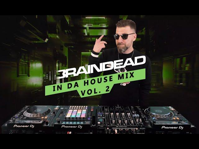 Dj Braindead - In Da House Minimix Vol. 2