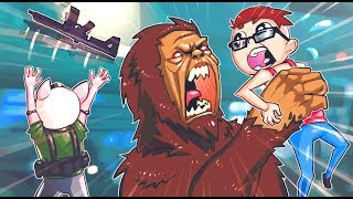 We Got Attacked By A Zombie Sasquatch! - Far Cry 5 Dead Living Zombies DLC Funny Moments w/ Wildcat