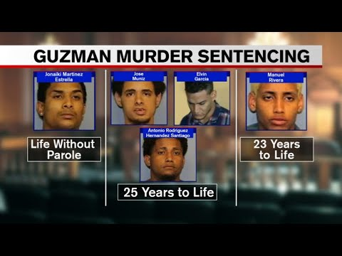 Finally, Justice for Junior: 5 life sentences handed down for his killers