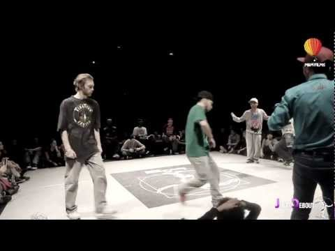 Juste Debout Germany 2013 || HipHop Battles || A part of the
