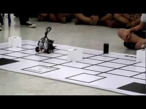 หุ่นยนต์ สพฐ 62 (ม.ต้น)