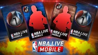 BIGGEST PLAYOFF PACK OPENING + THREE 90+ OVR PLAYOFF TOPPERS | SO MANY ELITE PULLS!! NBA LIVE MOBILE