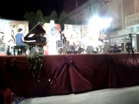 Festival jazz Canicattini Bagni 12/08/2014 STJEPKO GUT QUINTET