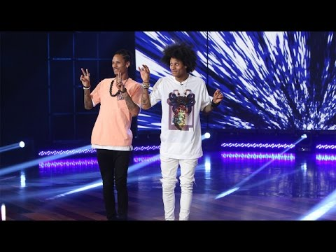 Les Twins Perform Youtube
